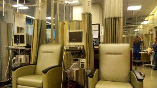 腎臓結石除去手術②