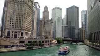 シカゴの取引所とクオンツファンド