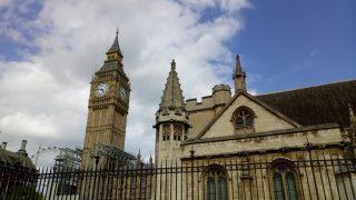 ロンドン観光とブレグジットの影響