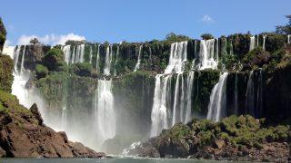 イグアスの滝とプエルトイグアスでのブラジルビザ取得