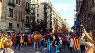レアルの試合観戦と、カタルーニャ独立問題