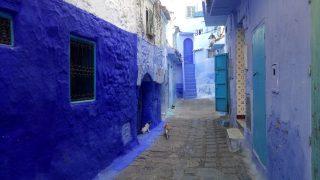 モロッコの古都フェズと青き街シャウエン