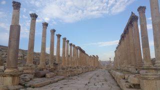 遺跡天国、ヨルダン