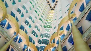 ドバイの七つ星ホテル、ブルジュアルアラブに泊まってみた