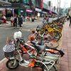 中国の自転車シェアリング
