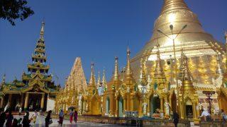 仏教の影響強いミャンマー